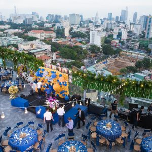 Hung thinh Corp - CEO Birthday Rooftop Party 03