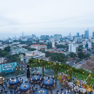 Hung thinh Corp - CEO Birthday Rooftop Party 01