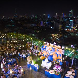 Hung thinh Corp - CEO Birthday Rooftop Party 04