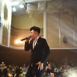 Golden Night party - FBand bieu dien tai Ky niem 1 nam CGH