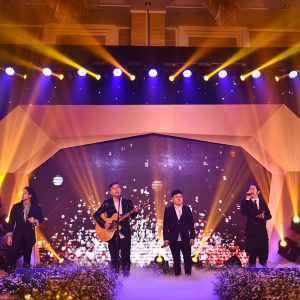 Golden Night party -  Fband bieu dien tai Ky niem 1 nam CGH