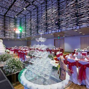 Capella - nha hang tiec cuoi - Red banquet 3