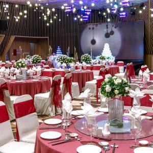 MERCIER - nha hang tiec cuoi - red banquet