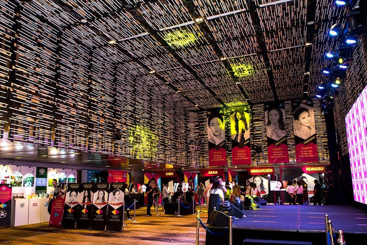 Địa điểm tổ chức sự kiện 01