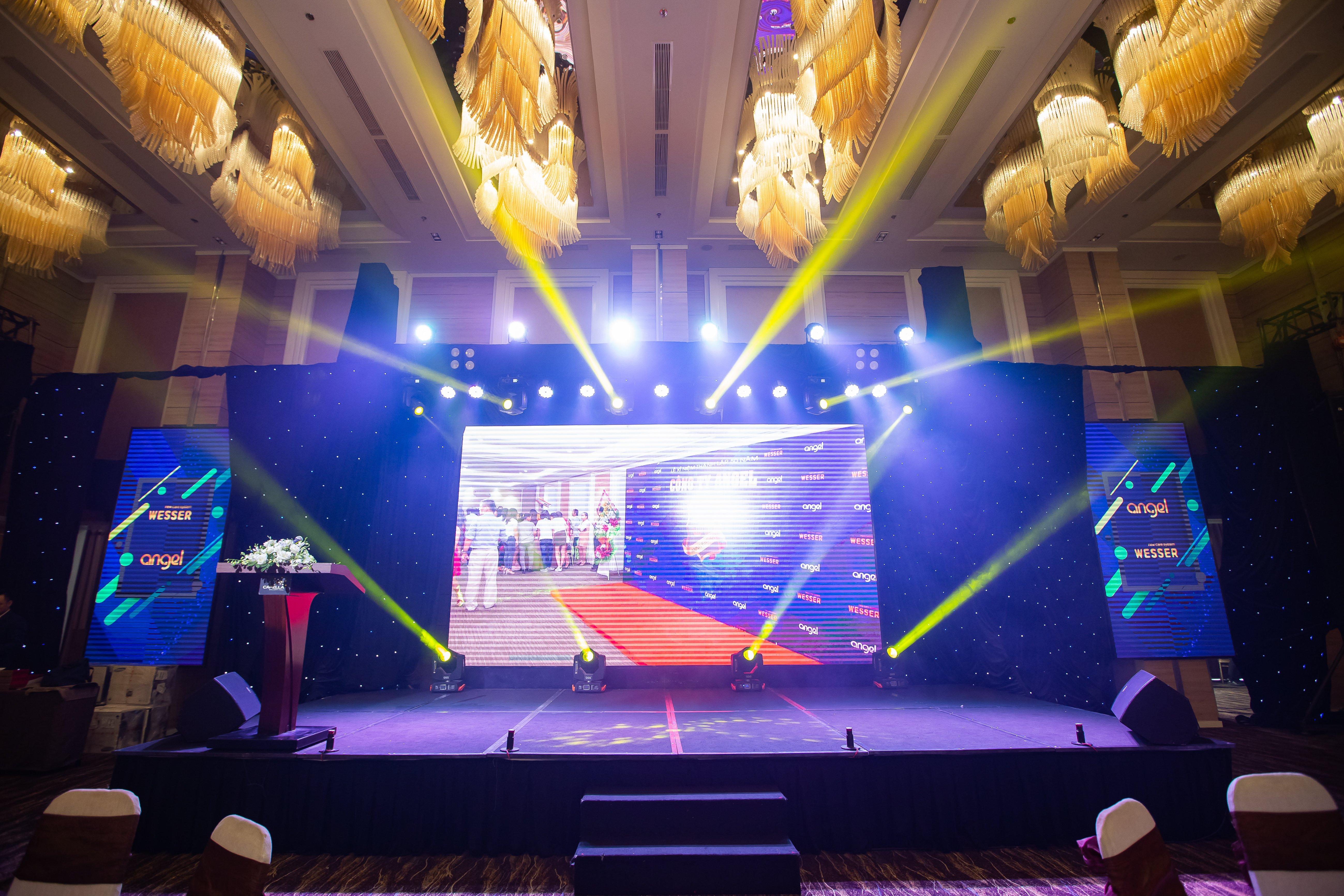 Trung tâm tổ chức sự kiện, tổ chức event chuyên nghiệp tại TPHCM