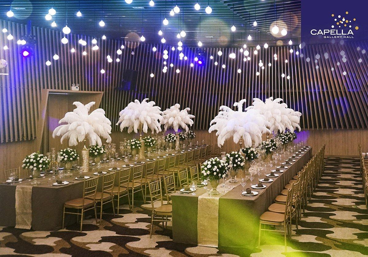 Nhà hàng tiệc cưới đẹp ở TPHCM 2
