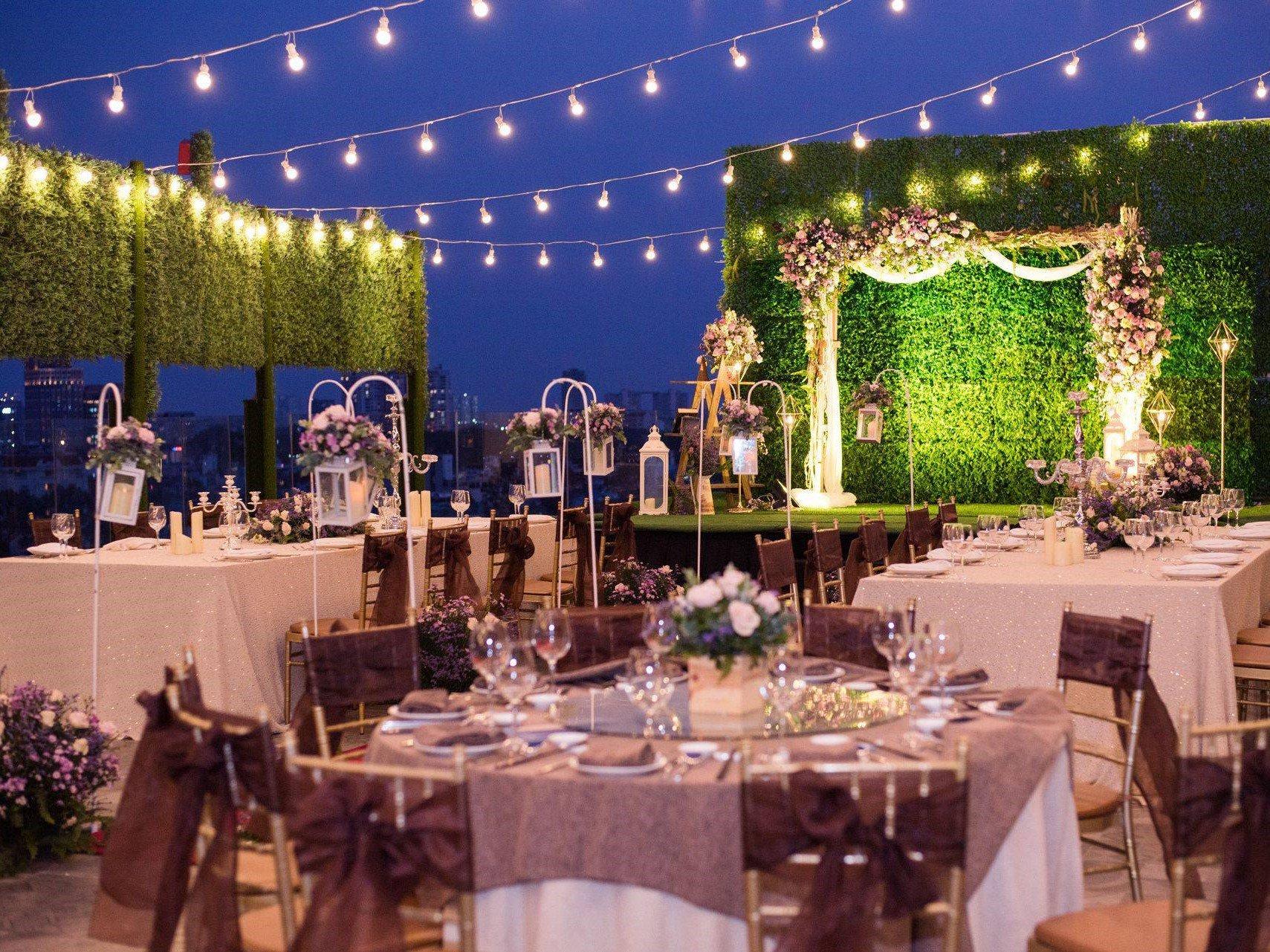 Nhà hàng tiệc cưới đẹp ở TPHCM 3
