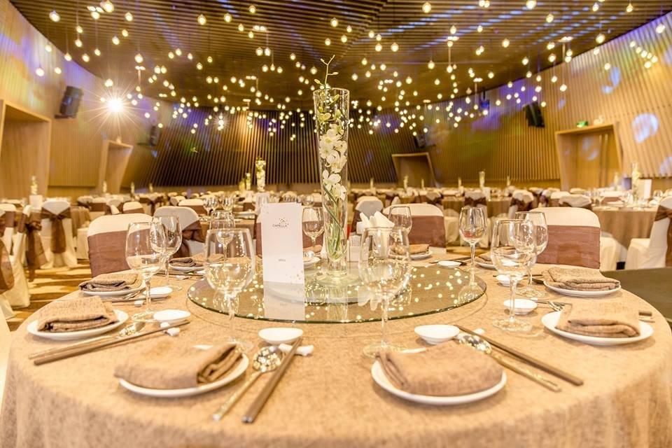 Nhà hàng tiệc cưới quận 10 hình 10
