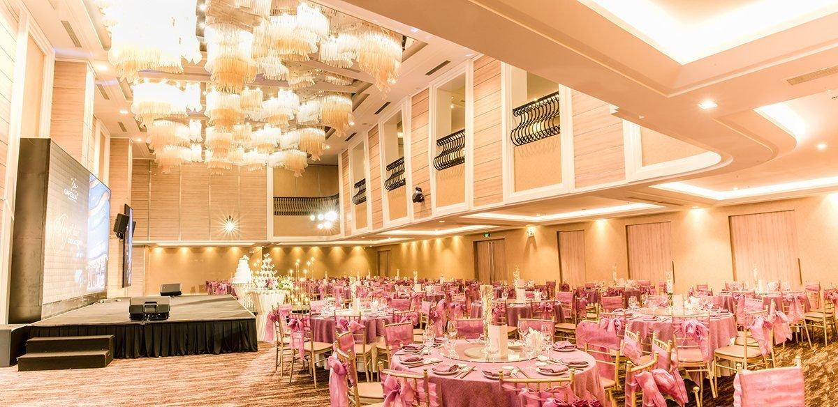 Nhà hàng tiệc cưới quận 10 hình 3