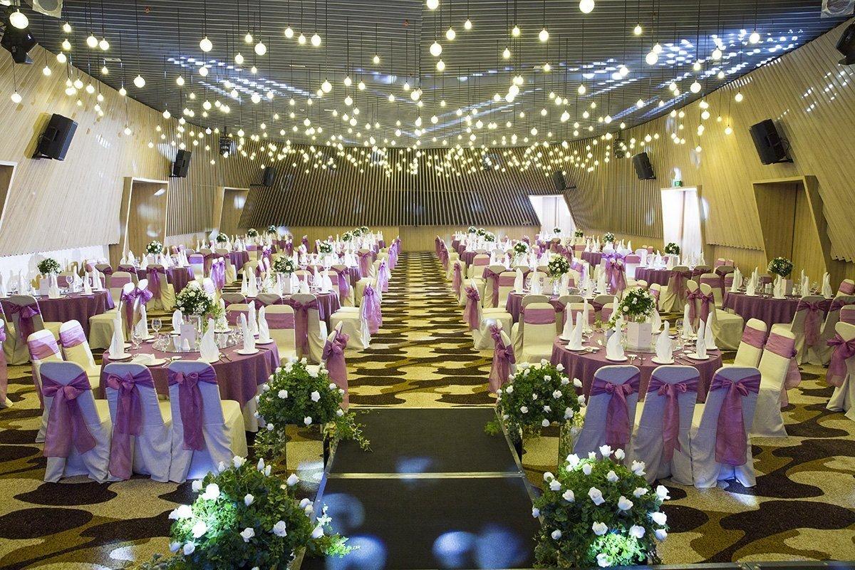 nhà hàng tiệc cưới sang trọngnhất TPHCM 2