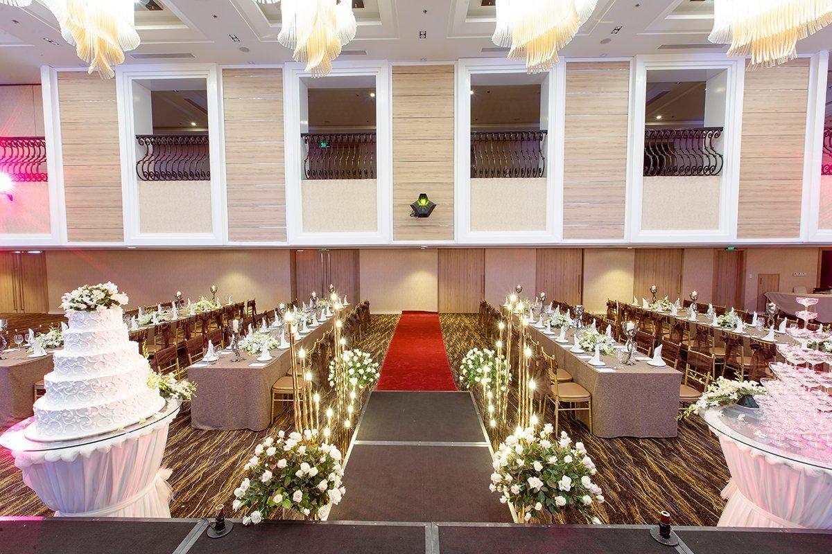 nhà hàng tiệc cưới sang trọngnhất TPHCM 3
