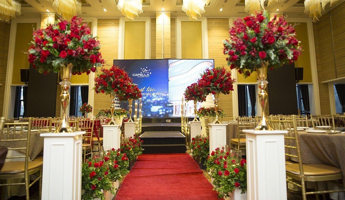 nhà hàng tiệc cưới sang trọngnhất TPHCM 5