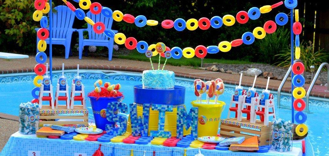 Tổ chức tiệc sinh nhật ngoài trời 2