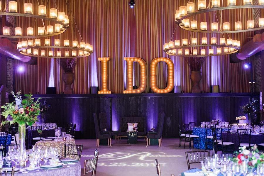 Không gian tổ chức tiệc cưới đẹp 6