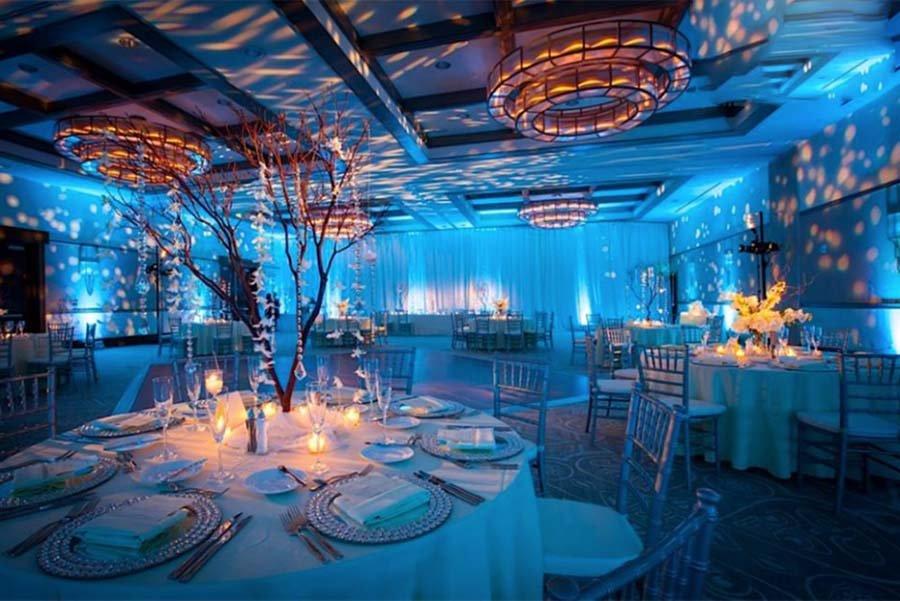 Không gian tổ chức tiệc cưới đẹp 3